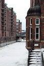 Free Winter At Hamburg Speicherstadt Stock Image - 20724521