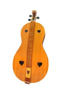 Musical Instrument Isolated Royalty Free Stock Images