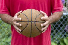 Free Basketball Royalty Free Stock Photos - 20721598