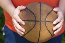 Free Basketball Royalty Free Stock Photos - 20721648
