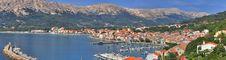 Free Mediterranean Town Of Baska Royalty Free Stock Photo - 20721705
