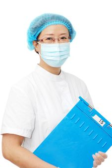 Free Asian Nurse Stock Photos - 20723183
