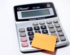 Free Calculator Stock Photos - 20723253