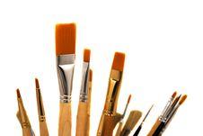 Free Brushes Stock Photo - 20723460