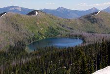 Free Mountain Lake Royalty Free Stock Images - 20723739