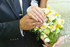 Free Wedding Bouquet Royalty Free Stock Image - 20724136