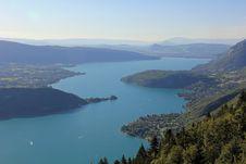 Free Lake Annecy Royalty Free Stock Photo - 20724865