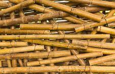 Bamboo Abstract Stock Photo
