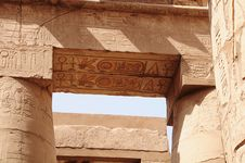 Free Karnak Temple Stock Photos - 20725713