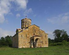 Free View Of Medieval Church In Mokva Village, Abkhazia Stock Image - 20726891
