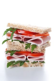 Free Sandwich Stock Photography - 20727012