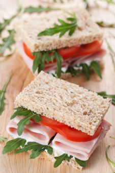 Free Sandwich Stock Photography - 20727032