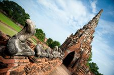 Free Ancient Thailand Temple Stock Photos - 20727243