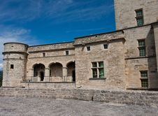 Free Barroux Castle Stock Photography - 20727282
