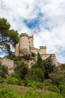 Free Barben Castle Royalty Free Stock Image - 20727326