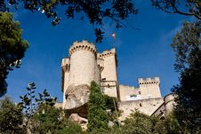 Free Barben Castle Stock Photo - 20727350