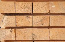 Free Fresh Wooden Studs Stock Photos - 20727873