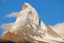 Free Matterhorn Stock Photo - 20727970