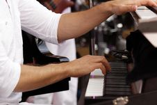Free Piano Players Royalty Free Stock Images - 20729269