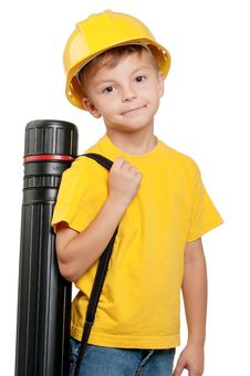 Free Portrait Of Boy Stock Photo - 20729500