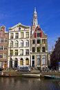 Free Classical Amsterdam View. Stock Image - 20738921