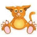 Free Redhead Cat Royalty Free Stock Photos - 20739858