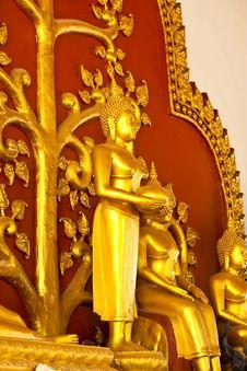 Free Golden Buddha Stock Images - 20730194