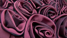 Free Cloth Rose Decoration Royalty Free Stock Photo - 20730745