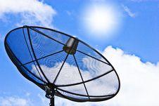 Free Satellite Dish Stock Images - 20731154