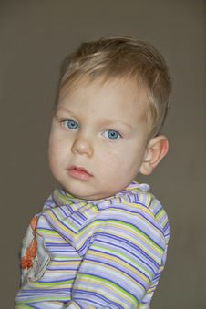 Free Portrait Of A Boy Stock Photo - 20731570