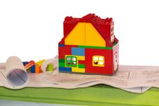 Free Toy House Royalty Free Stock Photos - 20731948