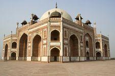 Free Corner View Of Humayun�s Tomb Stock Photos - 20733173