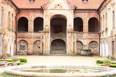 Free Castle Nebilovy Royalty Free Stock Images - 20734219