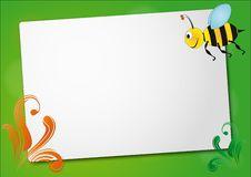 Free Bee Sheet Stock Image - 20735741