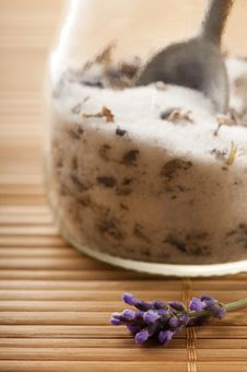 Free Lavender Sugar Stock Images - 20735884