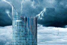 Free High Rise Building Stock Image - 20737081