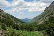 Free Mountain Valley Stock Photo - 20737290