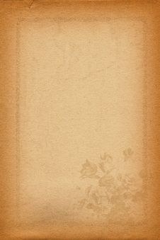 Free Old Paper Texture Stock Photo - 20737850