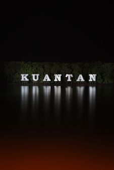 Free Kuantan View Royalty Free Stock Image - 20738116
