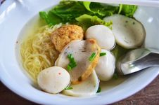 Free Asian Style Noodle Stock Image - 20739471