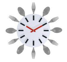 Free Clock Royalty Free Stock Image - 20739476