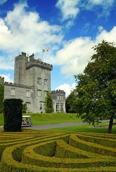 Free Dromoland Castle Co. Calre Ireland Royalty Free Stock Images - 20739809
