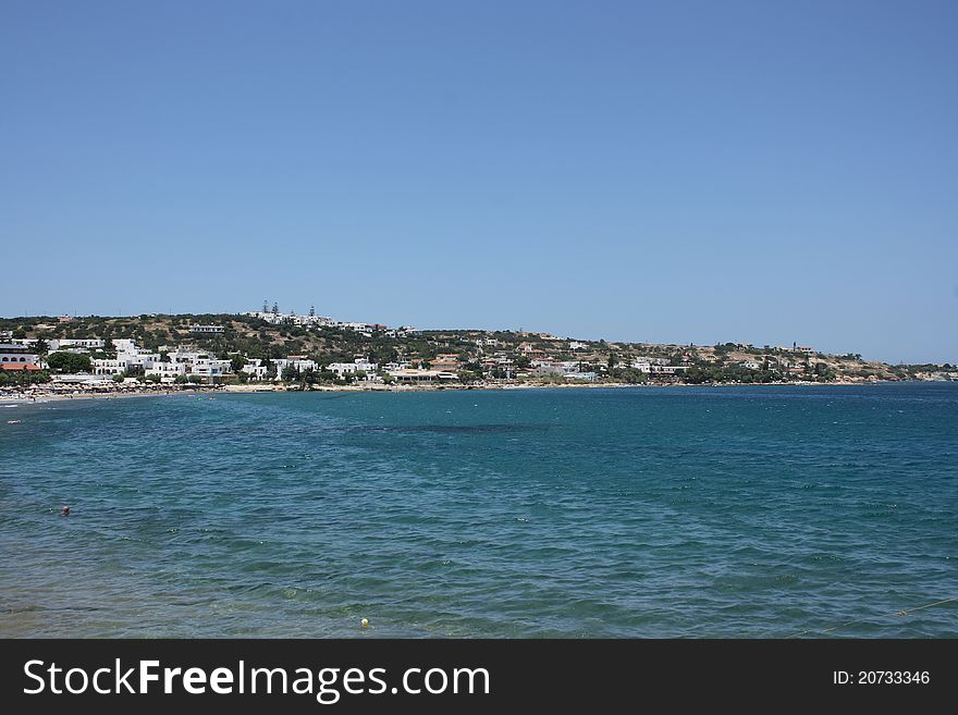 Beach in Hersonissos