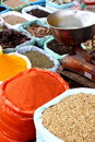 Free Spice Market Stock Images - 20741004