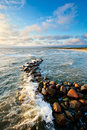 Free Stones In Sea Water Royalty Free Stock Image - 20744566