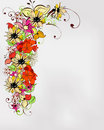 Free Floral Background Stock Photography - 20747632