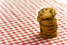 Free Cookies Royalty Free Stock Photo - 20740445