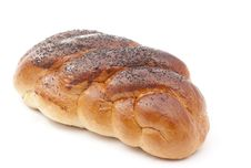 Free Loaf Sprinkled With Poppy Seeds Royalty Free Stock Photos - 20740448