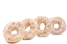 Free Donut Glaze Royalty Free Stock Photo - 20740905