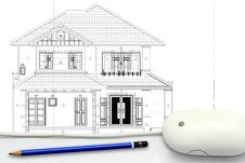 Free Home Design Stock Images - 20740964